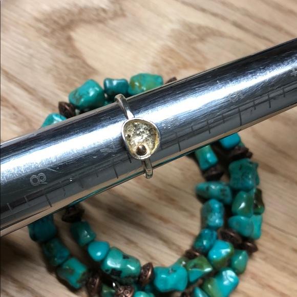 MadeByLori Jewelry - Sterling silver artisan boho ring, size 6.5